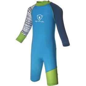 Isbjörn Sun Jumpsuit Baby & Kids Lagune